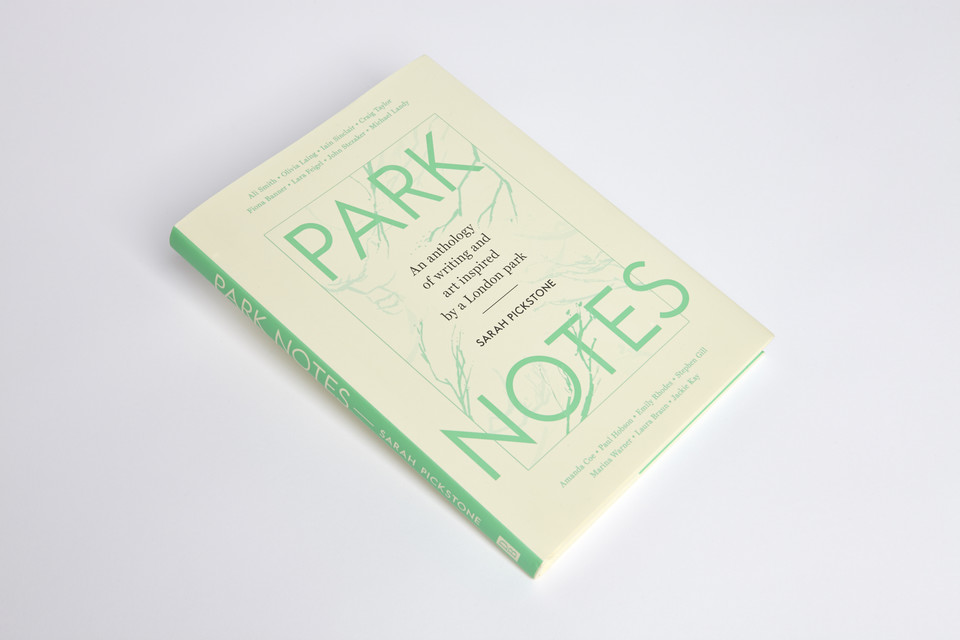 Cover of Park Notes, Sarah Pickstone - July 3rd 2014 - published by Daunt Books.